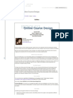 EdTech 512 Course Syllabus
