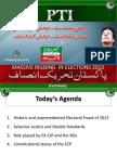 Massive Election Rigging in Pakistan