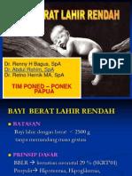 BAYI BERAT LAHIR RENDAH.ppt