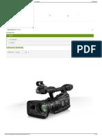 Videocamere Catalogo Canon