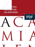 Gramática Normativa Valenciana