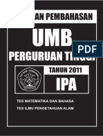 UMB PT 2011