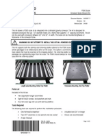 Conveyor Scale Kit Installation