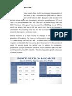 Bangalore Paper
