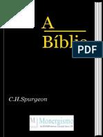 A Bíblia (Charles Haddon Spurgeon)