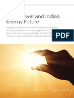 Solar Power in India