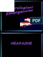 Neurology Emergency