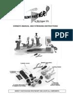 Silent Partner e-Stringer manual