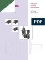 Motor Hidraulico Danfoss - Catalogo