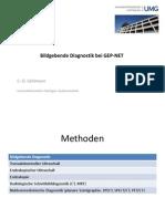 Bildgebende Diagnostik Bei GEP-NET