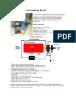Compresor de Aire Casero