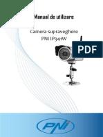 Manual Camera Pni Ip941w