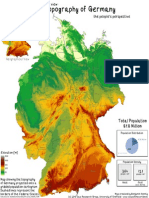 Germany Topography