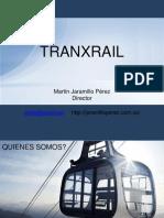 PRESENTACIÓN TRANXRAIL