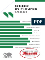 OECD Statistic Data 2008