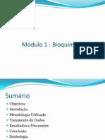Seminário_Mód. I - Bioquímica