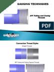 Tubing Casing Thread Training