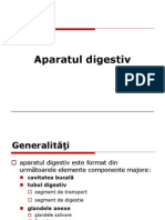 7. Aparatul Digestiv