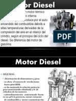 Motor Diesel Presntacion