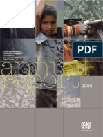Water and Sanitation Trust Fund Annual Report 2006