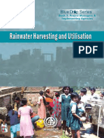 Blue Drop Series on Rainwater Harvesting and Utilisation – Book 3:Project Managers and implemetation Agency