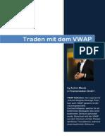 Traden mit dem VWAP