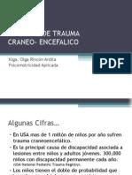 3.SECUELAS DE TRAUMA
