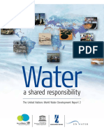 Water, A Shared Responsibility