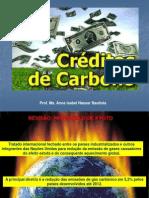 MDL e Créditos de Carbono