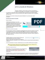 Microsfot Windows7 Unidad 8