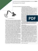 Pixar - Schumpeter - Planning the Sequel