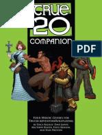 True 20 - Companion