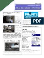 Boletin nº 4 Abril 2014