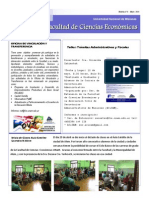 Boletin nº 6 Mayo 2014