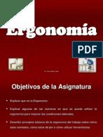 I - Introduccion Ergonomia