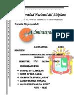 Diagnostico Territorial Huancane Taraco