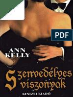 Ann Kelly - Szenvedélyes Viszonyok