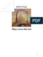 Robin T. Popp - Muy Cerca Del Sol