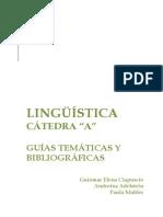 Guías Temáticas y Bibliográficas 2014