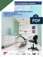 2014 HIPAA & OSHA HSD Training