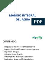 Manejo Integral Del Agua