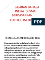 Pendalaman Materi Kurikulum 2013 (1)