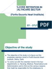 Employee Retention in Healthcare Sector_stuti Ppt