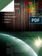 Antara Akulturasi Dan Perkembangan Budaya Islam