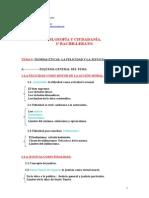 Corrientes Morales