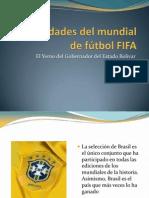 Curiosidades Del Mundial de Fútbol FIFA