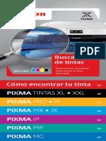 PIXMA Ink Compatibility Cards ES_tcm86-1094895