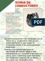 TEORIA DE SEMICONDUCTORES