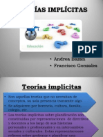 Teorias Implicitas Expo