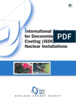 ISDC Nuclear Installations